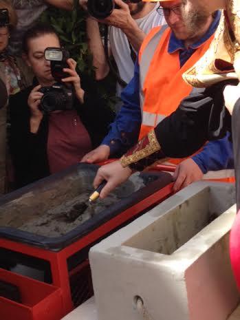 Cathédrale et centre Culturel russes du quai Branly: la première pierre posée mardi le 14 avril 2015