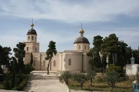 Cisjordanie: le père Alexis Eliseev et des  prêtres russes gardiens de la foi chrétienne au milieu du tumulte