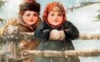 NOUVEAUTÉ: «Il était une fois Noël» par Xénia Krivochéine