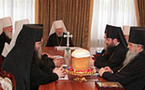 L'Eglise orthodoxe ukrainienne poursuit sa réorganisation
