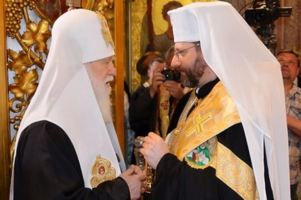 A propos des conflits interconfessionnels en Ukraine