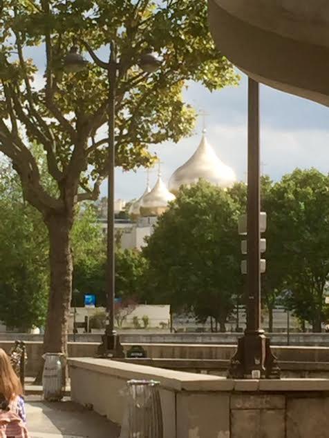 Le 4 décembre le patriarche Cyrille consacrera à Paris la cathédrale de la  Sainte Trinité