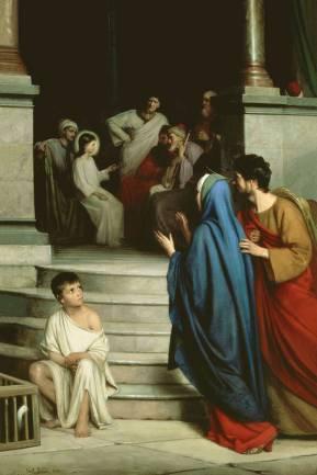 La révélation de la filiation divine de Jésus