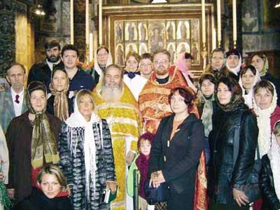 La communauté orthodoxe russe de Venise risque de se retrouver sans église