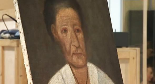 Le seul portrait connu peint du vivant de la bienheureuse Xenia de Petersbourg a été retrouvé dans les réserves de l'Ermitage