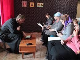 Le patriarche Cyrille à propos du catéchuménat
