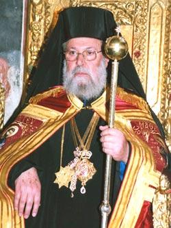 Message de l'archevêque de Chypre pour le dimanche du triomphe de l'orthodoxie