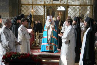 Le métropolite de Kiev a célébré un office à la mémoire de Nicolas Gogol