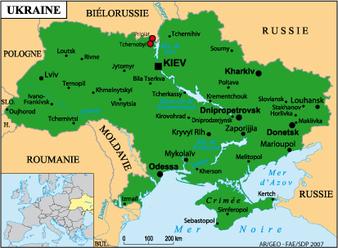 Neuf Ukrainiens sur dix se disent croyants