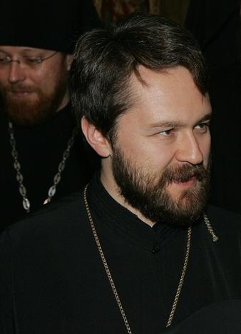 Nouveau président du département des relations extérieures du patriarcat de Moscou