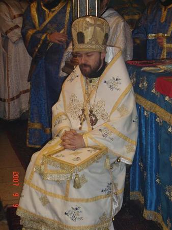Mgr Hilarion déplore les prétentions de Constantinople à un rôle dominant dans l'Eglise orthodoxe