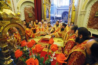 """Patriarche Cyrille: """"Les biens matériels de l'Eglise doivent servir aux fidèles"""""""