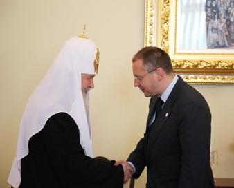 Le premier ministre bulgare reconnaissant à l'Eglise russe pour le soutien à l'Eglise canonique de Bulgarie