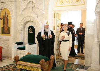 Nouvelle page dans les relations entre le patriarcat de Moscou et l'Etat ukrainien?