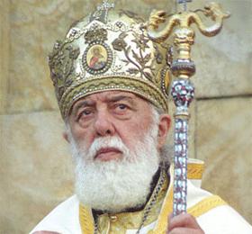 Le patriarche de Géorgie se réjouit de l'ouverture de la première paroisse de sa juridiction en France