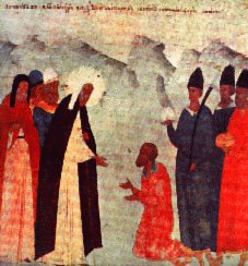Le 25 fevrier et 2 juin, Saint Alexis, Métropolite de Moscou