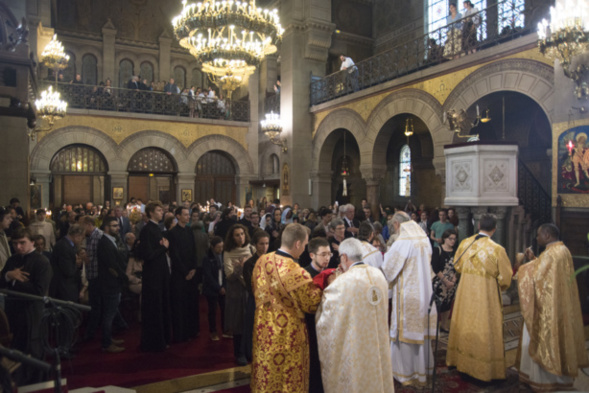 La «Journée de l'Orthodoxie» a eu lieu dans le Centre spirituel et culturel