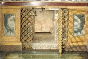La tombe de Saint Paul contient des restes humains qui seraient les siens