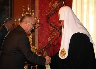 Prochaine visite en Turquie du patriarche Cyrille de Moscou