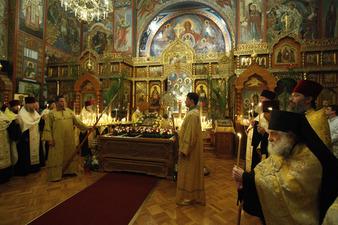 Les orthodoxes de San Francisco fêtent le 15e anniversaire de la canonisation de saint Jean de Shanghai