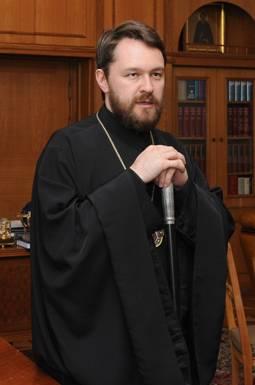 Mgr Hilarion au sujet de la diaspora orthodoxe