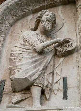 Martyre de saint Jean-Baptiste