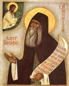 Les Fioretti de Saint Silouane