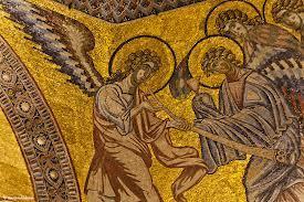 « Ange, dit saint Augustin, désigne la fonction non pas la nature»