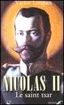 Le  Saint tsar Nicolas II....