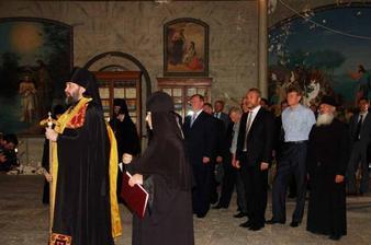 Le Métochion Saint Serge à Jérusalem