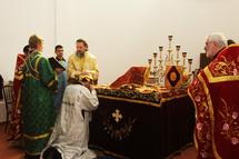 Une nouvelle paroisse orthodoxe à Ravenne