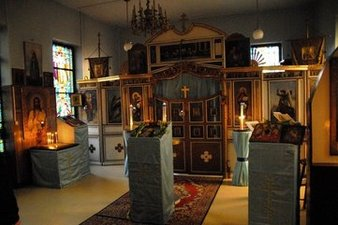 La doyenne des paroisses orthodoxes de Lyon veut fêter ses 85 ans dans l'unité