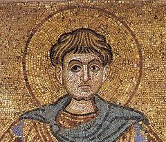 Saint Démétrius ou DIMITRI martyr à Thessalonique