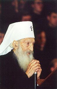 Décès du patriarche de l'Eglise orthodoxe serbe Mgr Pavle