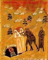 Les reliques des saintes Elisabeth et Barbara à Ste Geneviève des Bois