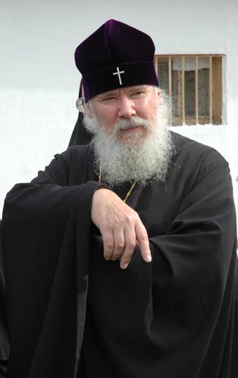 Anniversaire de la Naissance au Ciel du Patriarche Alexis II