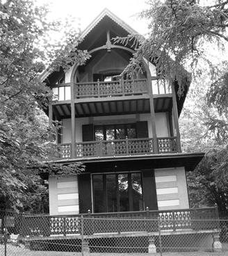 Sauvons la maison Tourguéniev