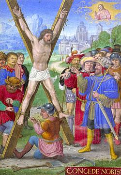 Saint André Apôtre et martyr (+ 62)