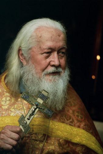 Deuxième anniversaire du décès du père Victor Shipovalnikov