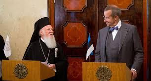 « Nous nous heurtons à bien des difficultés » déclare Métropolite de Tallinn et de toute l'Estonie, Cornélius
