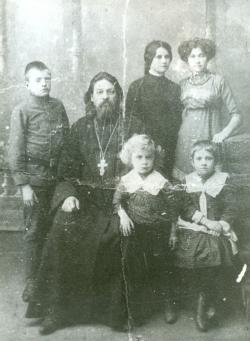 Le prêtre martyr Zinovy Sutormine (1864-1920)