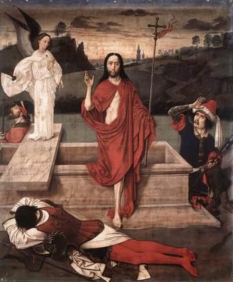 Christ est ressucité! Христос Воскресе!