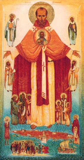 La mémoire de saint Honorat d'Arles, nouvellement inscrit au ménologe de l'Église orthodoxe russe, a été pour la première fois honorée ce 29 janvier 2018