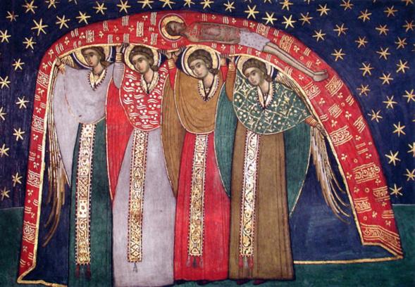Troisième  dimanche de Pâques - des Saintes Femmes Myrophores