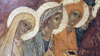 Dimanche des Saintes Femmes Myrophores