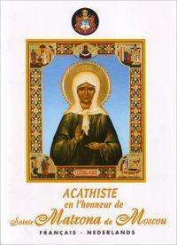 Sainte Matrone de Moscou