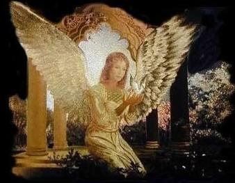 Les tout petits voient souvent des Anges dans leurs rêves