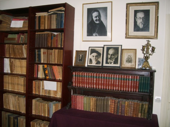 Nicolas BERDIAEV (1874-1948), célèbre philosophe russe!