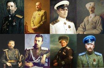 Commemoration de l'Armée Blanche