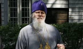 Monseigneur Corneille, métropolite de Tallinn et d'Estonie a été rappelé à Dieu le 19 avril 2018